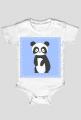 body dziecięce - panda