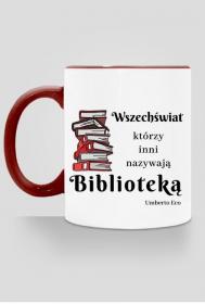 Biblioteka to wszechświat