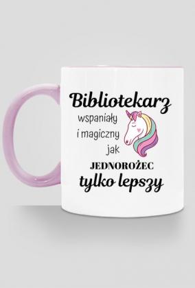 Bibliotekarz- jednorożec