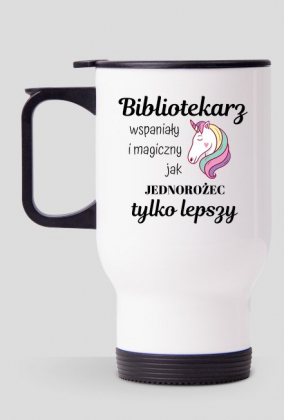 Bibliotekarz - jednorożec