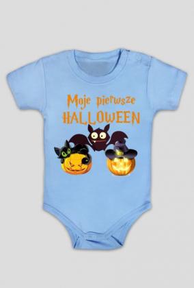 Moje pierwsze Halloween