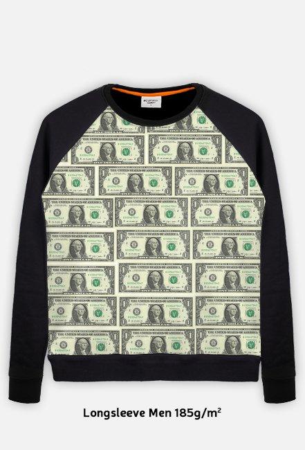Longsleeve Dollar