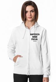 PASJA Bluza White