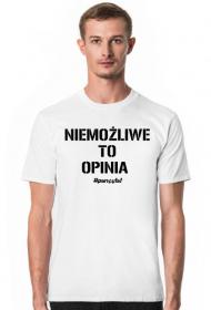 NIEMOŻLIWE T-Shirt White