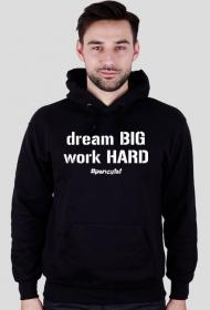 DREAM Bluza Black