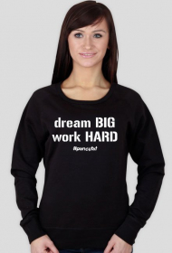 DREAM Bluza Black