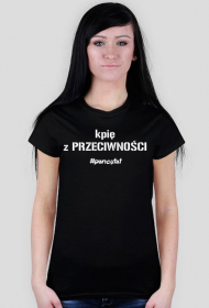 KPIĘ T-Shirt Black