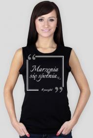 Marzenia - Koszulka Black