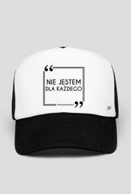 NIE JESTEM - czapka ZENJ