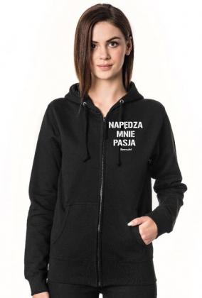 PASJA Bluza Black