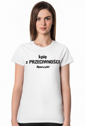 KPIĘ T-Shirt White