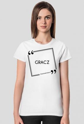 GRACZ - t-shirt ZENJ
