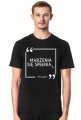 Marzenia - T-shirt Black