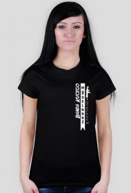 Banda Kucego Wersja 2. Ciemna ► Koszulka damska