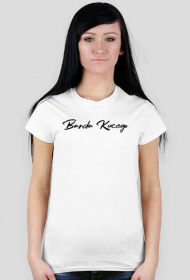 Banda Kucego Wersja 1. Jasna ► Koszulka damska