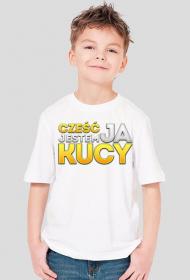 Cześć, ja jestem Kucy ► Koszulka dziecięca