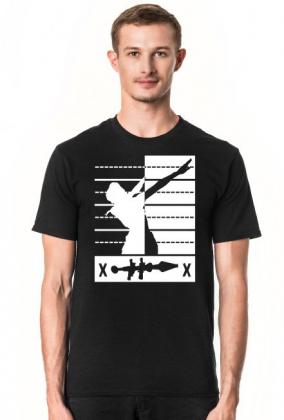 Dab On 'Em Ciemna ► Koszulka męska