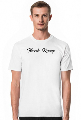 Banda Kucego Wersja 1. Jasna ► Koszulka męska