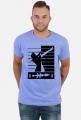 Dab On 'Em Jasna ► Koszulka męska