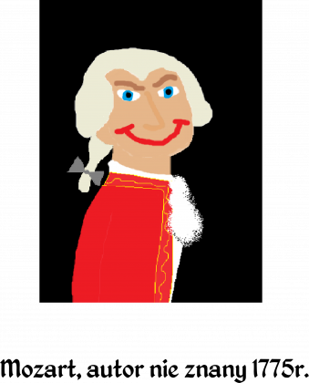 #wiedeńskiteam - Nie znany autor/Mozart