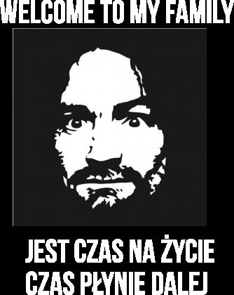 #murdertem - Manson - Special t-shirt with Jaśmin