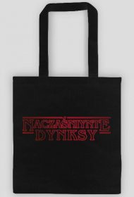 Naczaśnieynte Dynksy - torba na dynksy