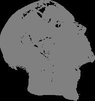 Ilustracja medyczna głowy