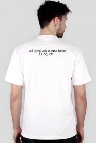 Minimal Heart Koszulka Dwustronna