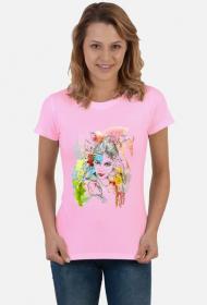 Ptaszara Koszulka Pink