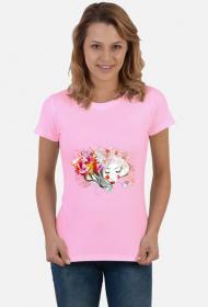 Garden Koszulka Pink