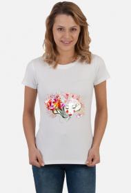 Garden Koszulka White
