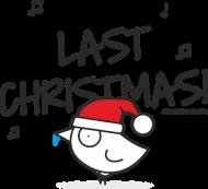 Last Christmas Kubek!