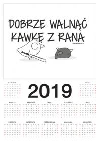 Kalendarz - Walnij kawkę z rana!