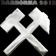 Poduszka Barbórka 2018