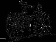 Koszulka rowerowa chłopięca