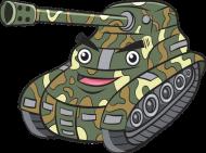 Kubek czołg