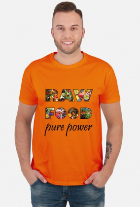 MyTStory - Raw Food Pure Power