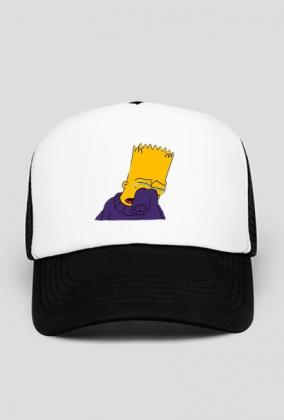 """czapka z daszkiem """"CRY"""""""