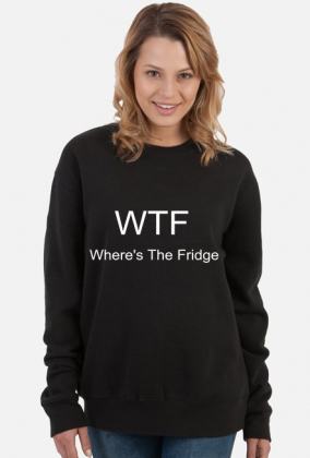 WTF Where's The Fridge