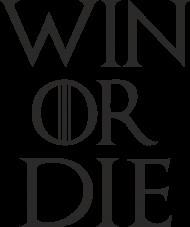 Koszulka Win Or Die