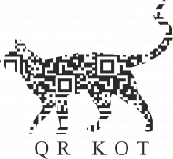 Koszulka QR Kot