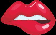 Bluza Przygryzione Usta