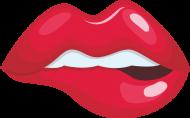 Czapeczka Przygryzione Usta