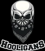 Bluza Hooligans czarna