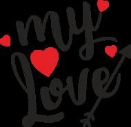 Koszulka My Love