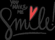 Koszulka You Make Me Smile