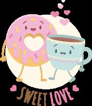 Koszulka sweet love
