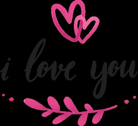 Poduszka I Love You