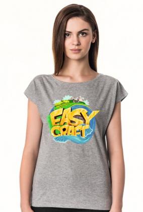 Koszulka z logo serwera (szara)