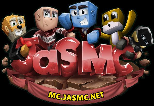 Kubek z logo serwera - JasMC